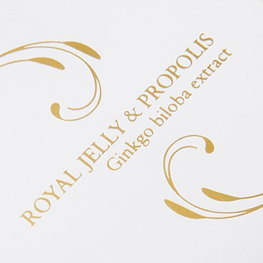 ROYAL JELLY & PROPOLIS パッケージデザイン
